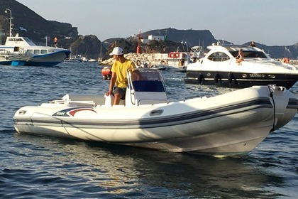 Location Semi-rigide Italboats Predator 599 Ponza