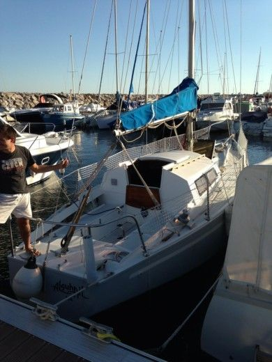 Sailboat Amateur Sur Plan Harlé Armagnac peer-to-peer