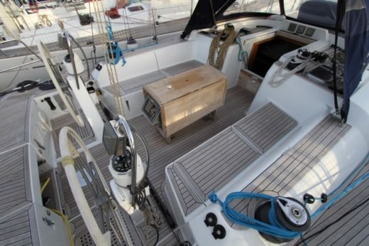 Sailboat Cantiere Del Pardo Grand Soleil 50 for hire