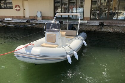 Location Semi-rigide ZODIAC 550 Empuriabrava