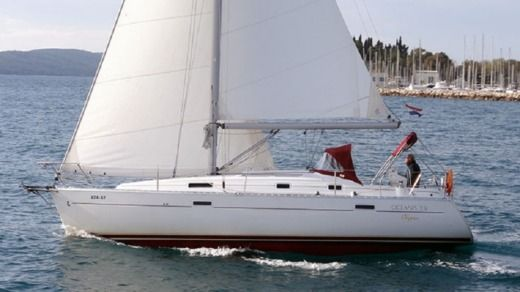 Charter Sailboat Beneteau Clipper 331 Split