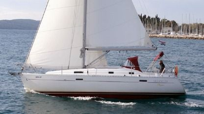 Verhuur Zeilboot Beneteau Clipper 331 Split