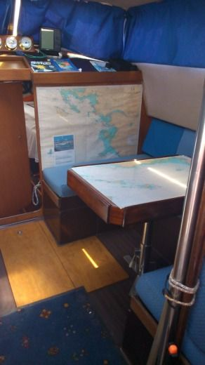 Sailboat Bénéteau Fifty Evasion 32 for hire