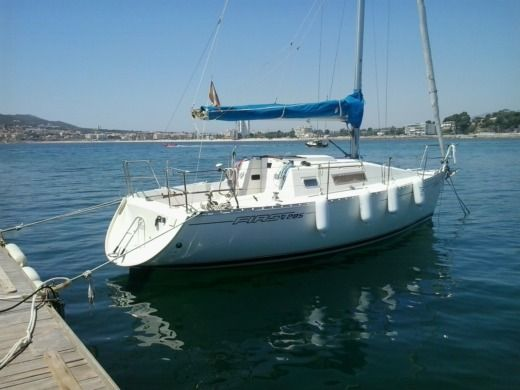 Beneteau First 285 in Altea