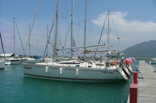 Sailboat Delphia 40.3 for rental
