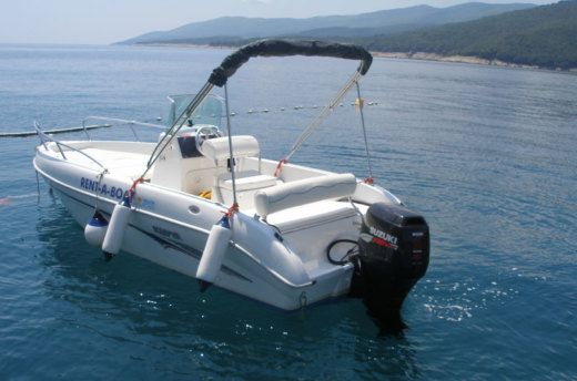 Motorboat Aquamar Samoa Fisherman 90/1