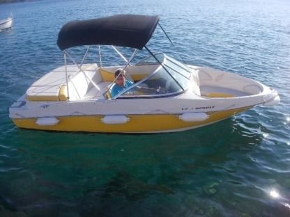 Rental Motorboat Sea Ray 175 Sport Tribunj