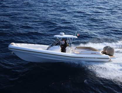 Rental RIB Mar.co Evolution 35 Arzachena