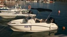 Quicksilver 505 Activ in Trogir