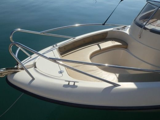 Poseidon Blue Water 540 in Trogir