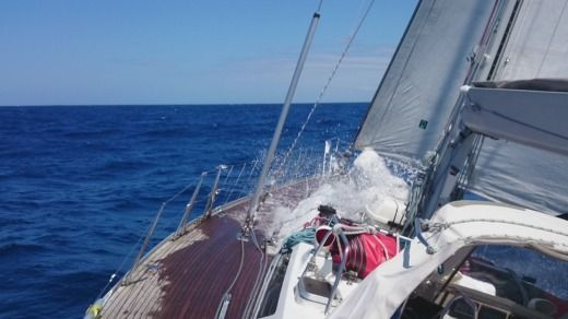 BALTIC YACHT Baltic 55 a Barcelone da noleggiare
