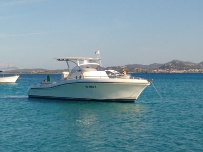 Rental Motorboat Sole Sole 36 Olbia