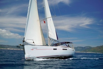 Hire Sailboat JEANNEAU 57 Marmaris