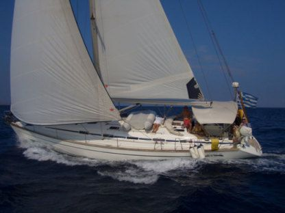 Rental Sailboat Bavaria 49 Lavrion