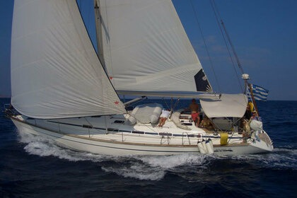 Hire Sailboat BAVARIA 49 Laurium