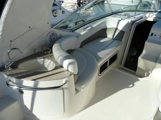 Motorboat SEA RAY SUNDANCER 275 for hire