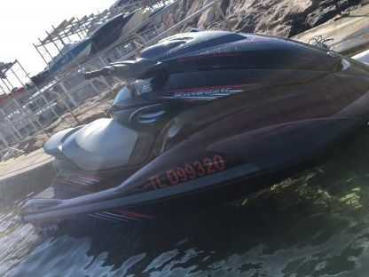 Location Jet-ski Yamaha Fzs Marseille