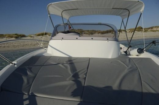 Beneteau Flyer 650 Sun Deck in Ibiza for hire