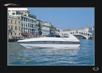 Charter Motorboat Tai-Amc Argento 36 Cattolica