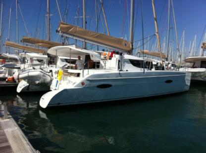 Rental Catamaran Fountaine Pajot Lipari 41 Ajaccio