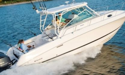 Rental Motorboat Wellcraft 340 Coastal Fort Lauderdale