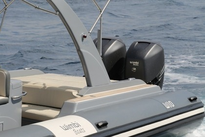Location Semi-rigide Wimbi Boats W10 Port Grimaud