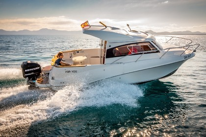 Miete Motorboot QUICKSILVER 640 Weekend Alcúdia