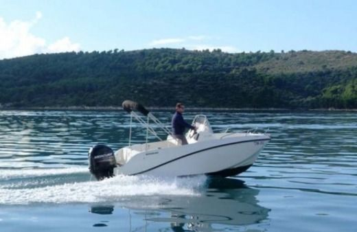 Rental Motorboat Quicksilver 505 Open Trogir