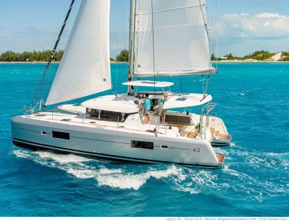 Location Catamaran Lagoon 42 Ibiza