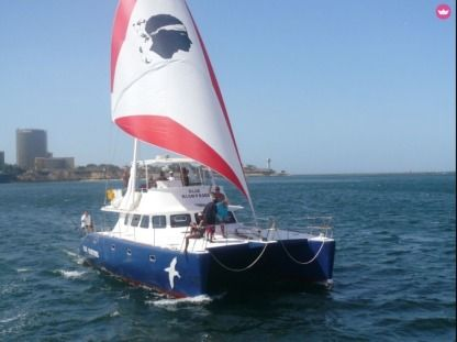 Location Catamaran Tropic Composites Niominka 47 Saint-Mandrier-sur-Mer