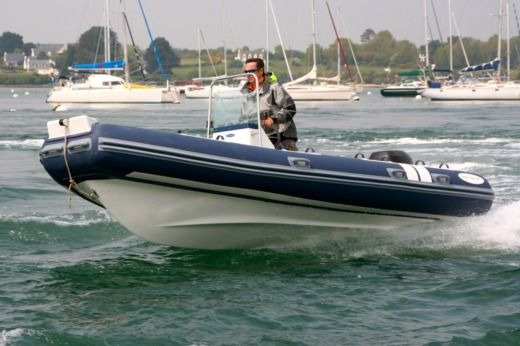 RIB NORTHSTAR 540 OP for hire