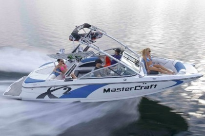 Rental Motorboat Mastercraft X2 Lake Havasu City
