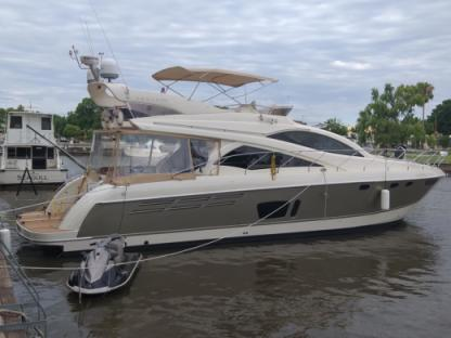 Charter Motorboat Segue 55 Pies Tigre Partido
