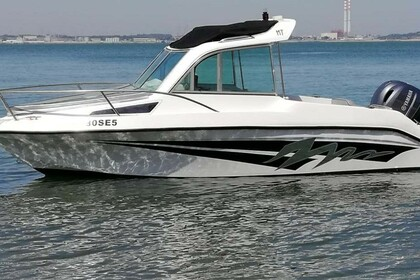 Charter Motorboat San Remo 5.65 fisher Setubal