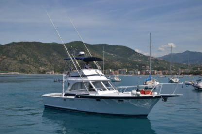 Charter Motorboat Striker Fisherman Chiavari