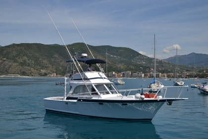 Rental Motorboat Striker Fisherman Chiavari