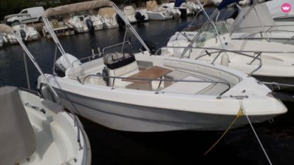 Miete Motorboot Saver Manta 600 Open Saint-Florent