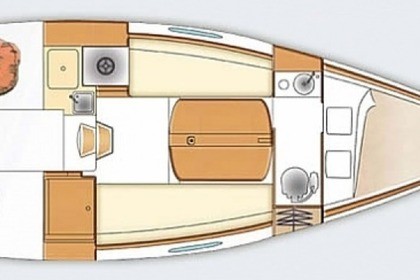 Hire Sailboat BENETEAU FIRST 25.7 La Trinité-sur-Mer