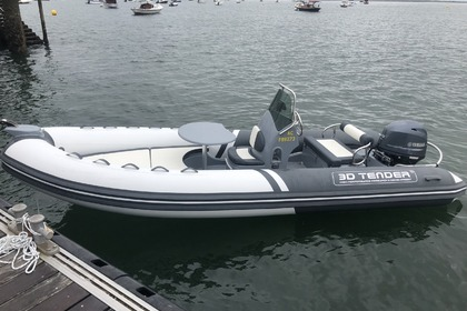 Location Semi-rigide 3d Tender LUX 550 Lège-Cap-Ferret