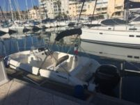 Quicksilver Activ 505 Open 4 Temps in Mandelieu-La Napoule for rental