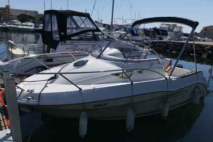 Charter Motorboat Quicksilver 540 Cruiser Agde