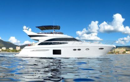 Rental Motorboat Princess 64 Golfe Juan