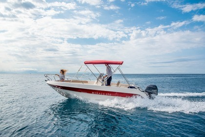 Hire Motorboat Mirage 750 Minori