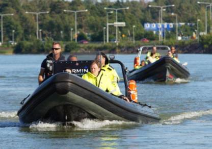 Location Semi-rigide Vorteq 7.5 Super Rib Helsinki