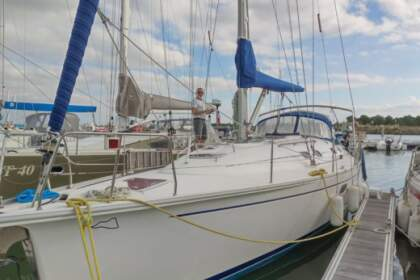 Rental Sailboat Dufour GIB SEA 41 Le Verdon-sur-Mer