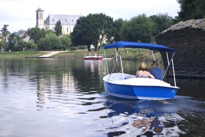 Hire Motorboat Ruban Bleu Ace Épernay