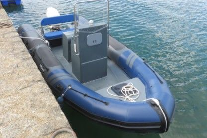 Rental RIB Tarpon Dv 60 Combrit