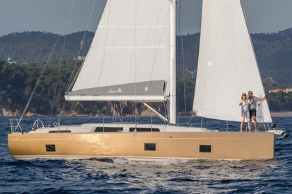Rental Sailboat HANSE 418 Laurium