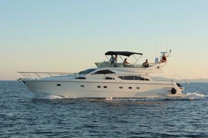 Rental Motorboat Ferretti 57 Flybridge Thessaloniki