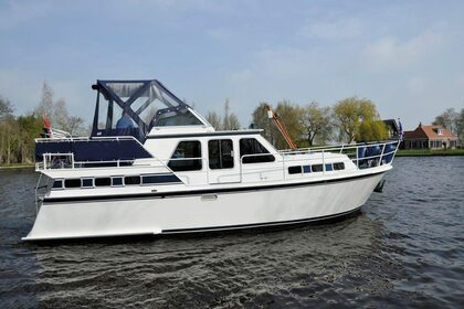Rental Houseboat Fiomar Type Aquanaut 1000 Sneek